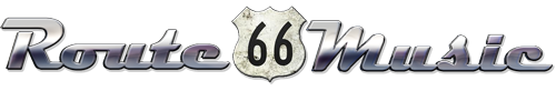 Route 66 Music Logo - your source for sound tracks